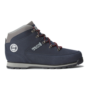 Henleys Men's Hiker Boots - Navy