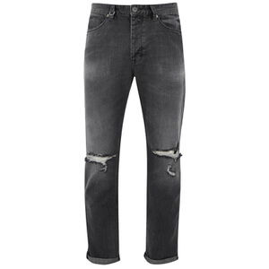 NEUW Men's Studio Relaxed Denim Jeans - Black