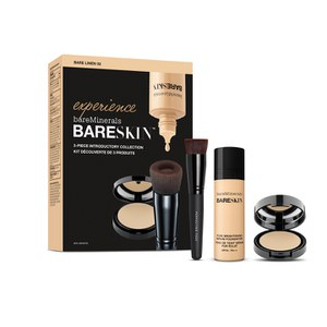 bareMinerals bareSkin Try Me Kit - Bare Linen 03