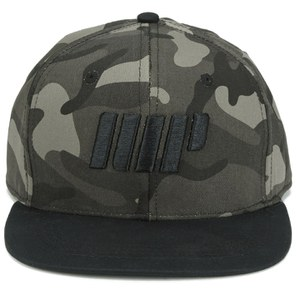 Gorra Snapack Myprotein - Color Negro