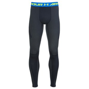 Under Armour Men's HeatGear Leggings - Stealth Grey