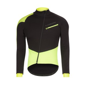 Look Ultra Jacket - Black/Fluorescent Yellow