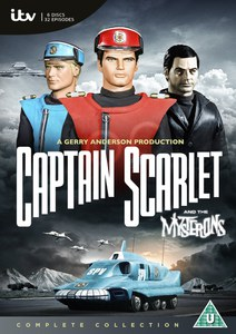 Captain Scarlet - The Complete Collection