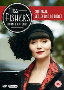 Miss Fisher's Murder Mysteries - Series 1-3