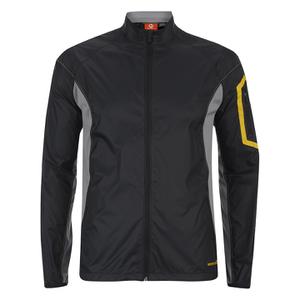 Merrell Capra Wind Shell Jacket - Black/Sidewalk