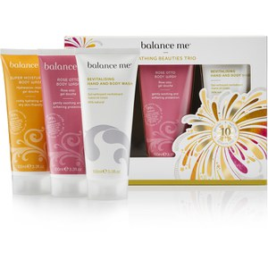 Balance Me Bathing Beauties Trio (3 x 100ml)