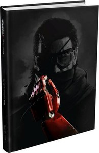 Metal Gear Solid V: The Phantom Pain The Complete - Collector's Edition Official Guide