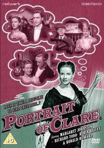 Portrait of Clare