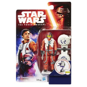 Star Wars: The Force Awakens Poe Dameron Action Figure