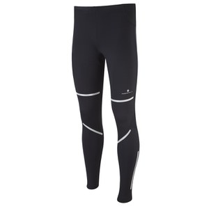 RonHill Men's Vizion Photon Tight - Black/Orange