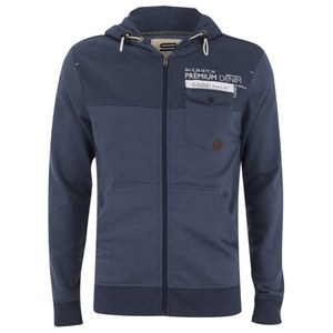 Smith & Jones Men's Brantridge Hooded Jacket - Navy
