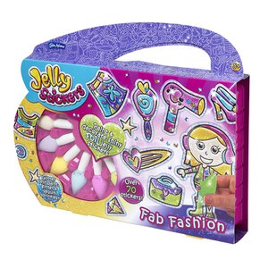 John Adams Jelly Stickers - Fab Fashion