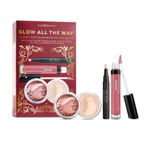 bareMinerals Glow All the Way Gift Set (Worth £47.40)