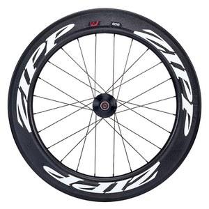 Zipp 808 Firecrest Tubular Track Rear Wheel 2016 - White Decal