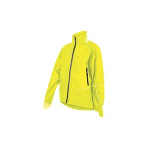 Santini GR44 Rain Jacket - Yellow