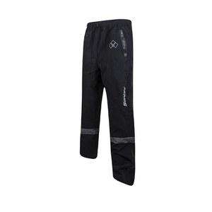Santini ZIGRIN Rainproof Over Trousers - Black