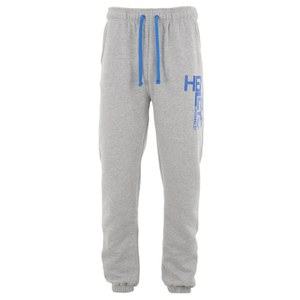 Henleys Men's Basics Logo Sweatpants - Athletic Grey Marl