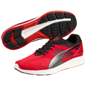 Puma Men's Ignite Trainers - Red/Black/Silver