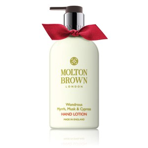 Molton Brown Wondrous Myrrh, Musk and Cypress Hand Lotion Christmas Edition (300ml)