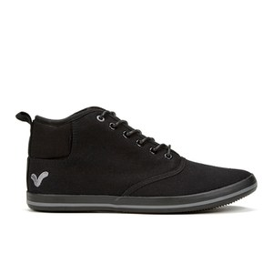 Voi Jeans Men's Cobalt Mid Trainers - Black