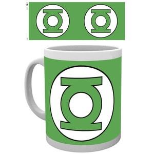 DC Comics Green Lantern Logo - Mug