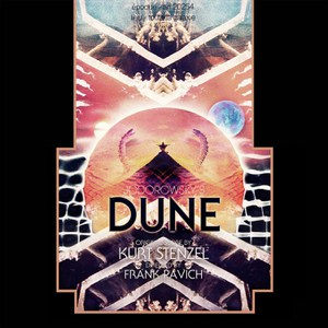 Jodorowsky's Dune - Original Motion Picture Soundtrack OST (2LP) - Limited Edition Vinyl