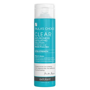 Paula's Choice Clear Extra Strength Anti-Redness Exfoliating Solution with 2% Salicylic Acid (118ml)