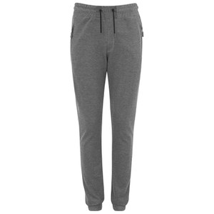 Kangol Men's Brisk Pique Sweatpants - Charcoal