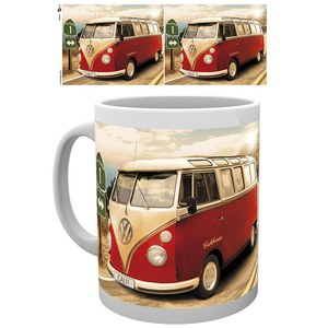 VW Camper Route One - Taza
