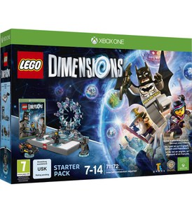 LEGO Dimensions, Xbox One Starter Pack