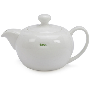 Keith Brymer Jones Teapot - White