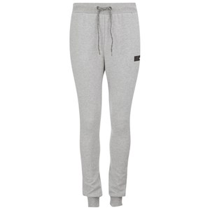 Gio-Goi Men's Trebble Fleece Sweatpants - Grey Marl