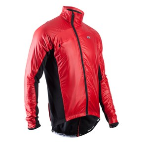 Sugoi RSE Alpha Cycling Jacket - Red