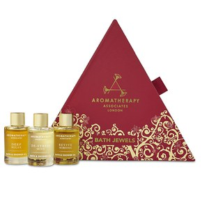 Aromatherapy Associates Bath Jewels Christmas Gift Set