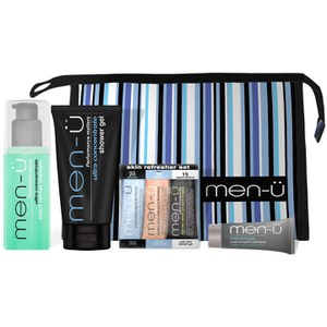 men-ü Travel Kit (Value £41.80)