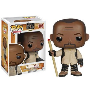 The Walking Dead Morgan Pop! Vinyl Figure