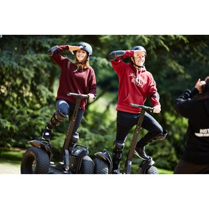 Extended Segway Rally Weekday for Two Special Offer
