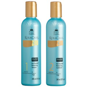 KeraCare Dry and Itchy Duo shampoing et Après-shampoing cuir chevelu sec et irrité