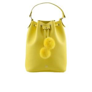 "Grafea Women""s Cherie Bucket Bag - Yellow"