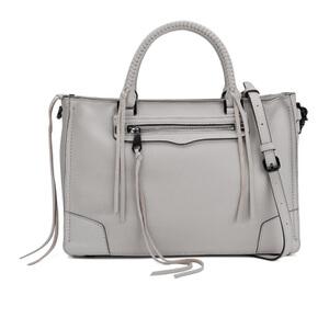 Rebecca Minkoff Women's Regan Satchel Bag - Putty