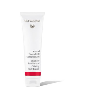 Dr. Hauschka Lavender Sandalwood Calming Body Cream (145ml)