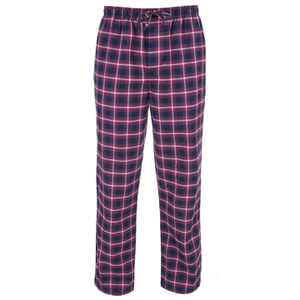 BOSS Hugo Boss Men's Long Pyjama Pants - Red