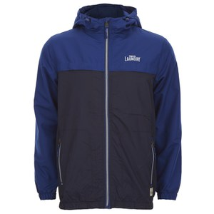Tokyo Laundry Men's Carmel Windrunner Jacket - Midnight Blue