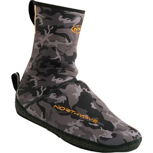 Northwave New Husky Shoe Cover - Camo
