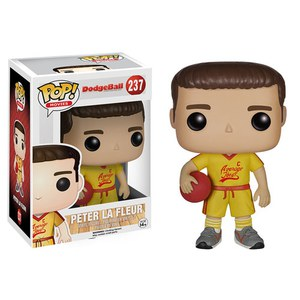 Dodgeball Peter La Fleur Funko Pop! Figuur
