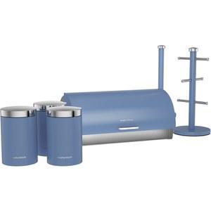 Morphy Richards 974108 6 Piece Storage Set - Cornflower Blue