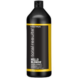 Matrix Total Results Hello Blondie Conditioner for Blonde Hair 1000ml
