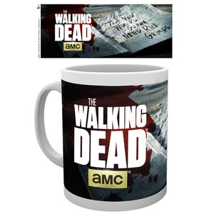 The Walking Dead Need Rick - Mug