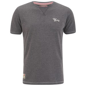 Tokyo Laundry Men's Bailey T-Shirt - Dark Grey Marl