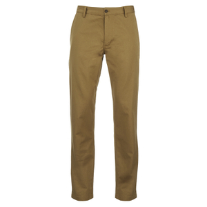 Universal Works Men's Aston Twill Pants - Camel